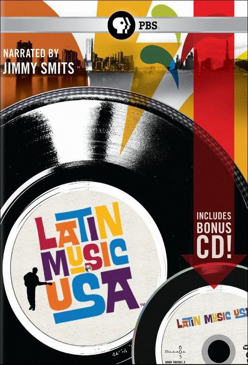 Latin music usa (DVD) - image 1 of 1