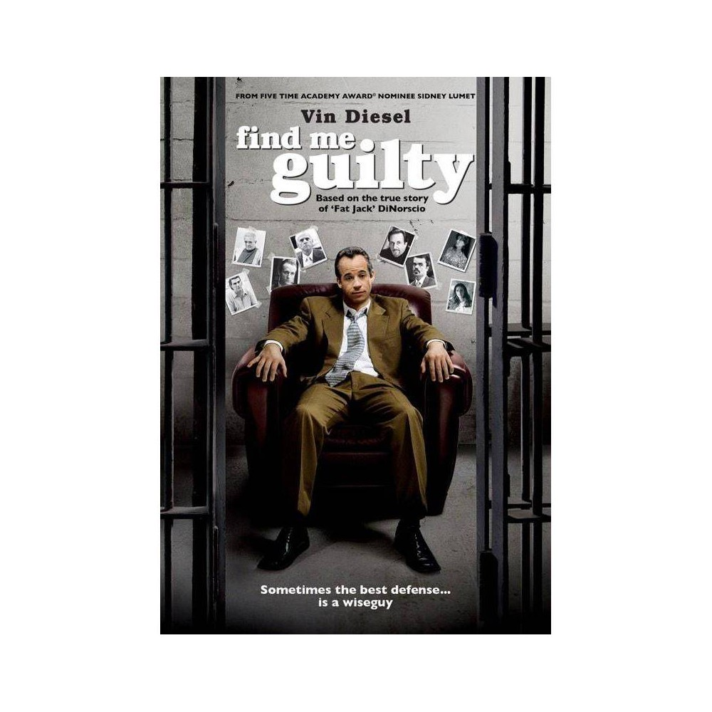 Find Me Guilty Dvd 2019