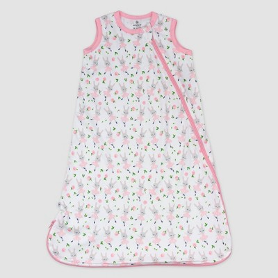 Honest Baby Organic Cotton Interlock Wearable Blanket - Tutu Cute S