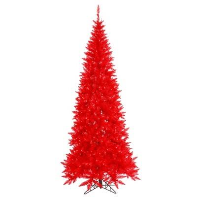 Vickerman Red Fir Artificial Christmas Tree