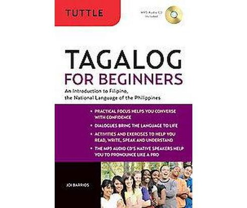Tagalog for Beginners (Bilingual) (Mixed media product) - image 1 of 1
