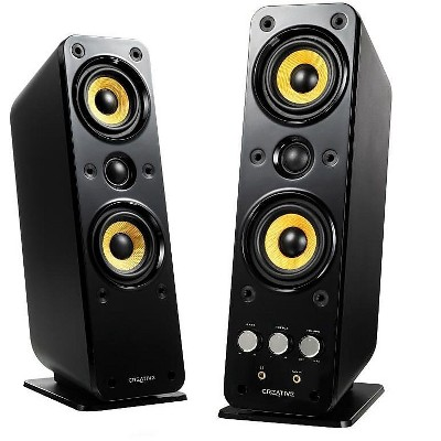 Creative Labs Labs GigaWorks T40 Series II 32 W 2.0 High-End Speakers Black MF1615