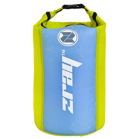 Pool Central 25 Liter - Lime Green Zray Lightweight Waterproof Gear Dry Bag - image 1 of 1