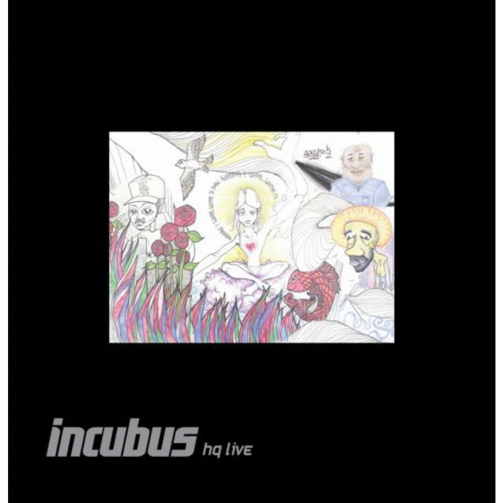 Incubus Hq Live (CD), Movies