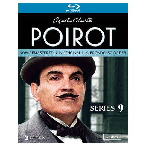 Agatha Christie's Poirot: Series 9 (Blu-ray) - image 1 of 1