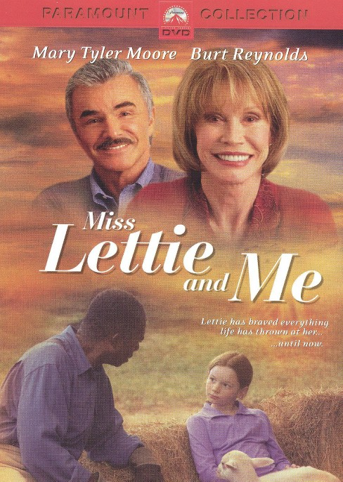Miss Lettie And Me (DVD) - image 1 of 1
