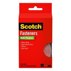 Scotch Multi-Purpose Fasteners - White