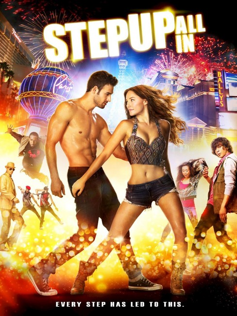 Step Up All In (dvd_video) - image 1 of 1