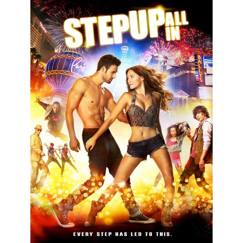 Step Up All In (Blu-ray) - image 1 of 1