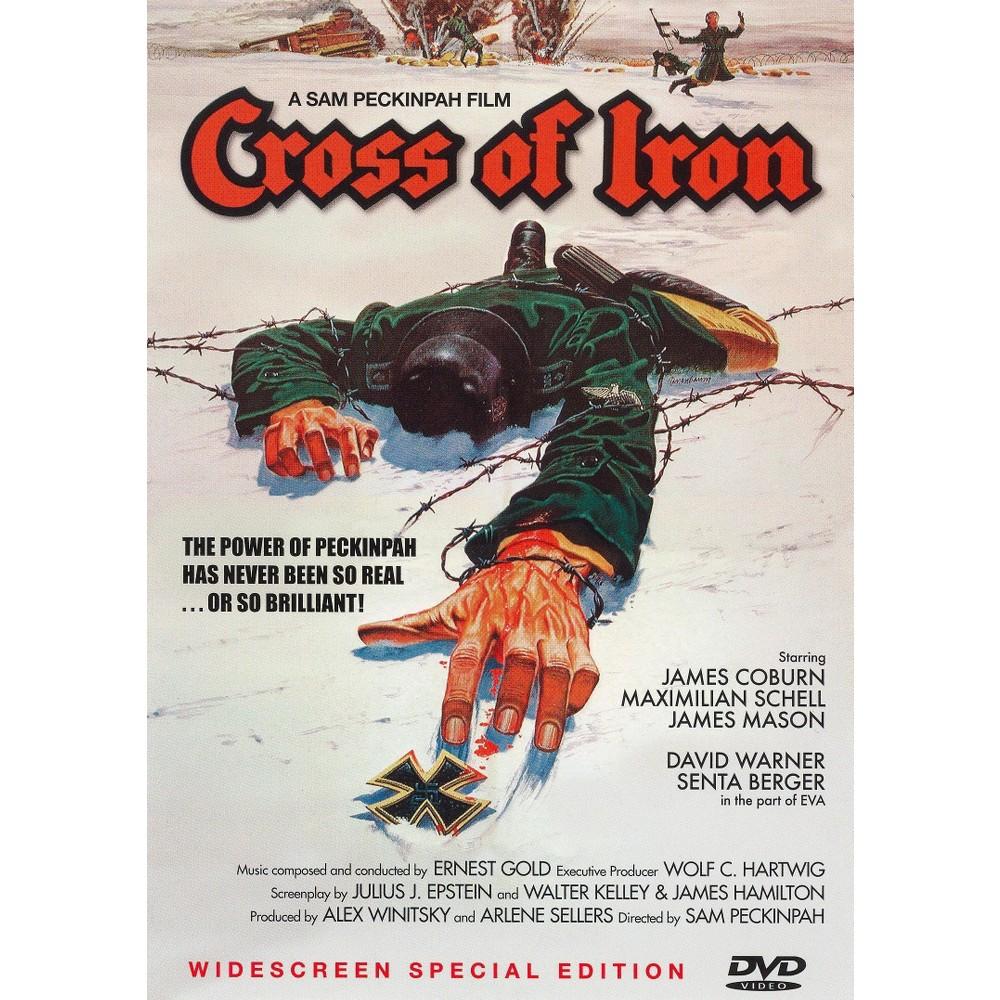 Cross Of Iron (Dvd), Movies
