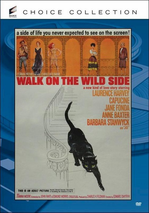Walk On The Wild Side (DVD) - image 1 of 1
