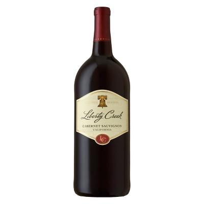Liberty Creek Cabernet Sauvignon Red Wine - 1.5L Bottle