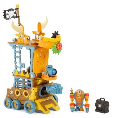 Little Tikes Kingdom Builders - Wreckin Roller