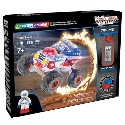 Laser Pegs Baja Racer Toy Vehicle Playset - 132pc - image 1 of 4