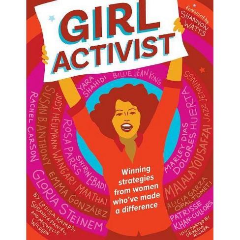 Girl Activist - (Generation Girl) by  Louisa Kamps & Susanna Daniel & Michelle Wildgen (Paperback) - image 1 of 1