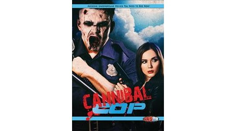 Cannibal Cop (DVD) - image 1 of 1