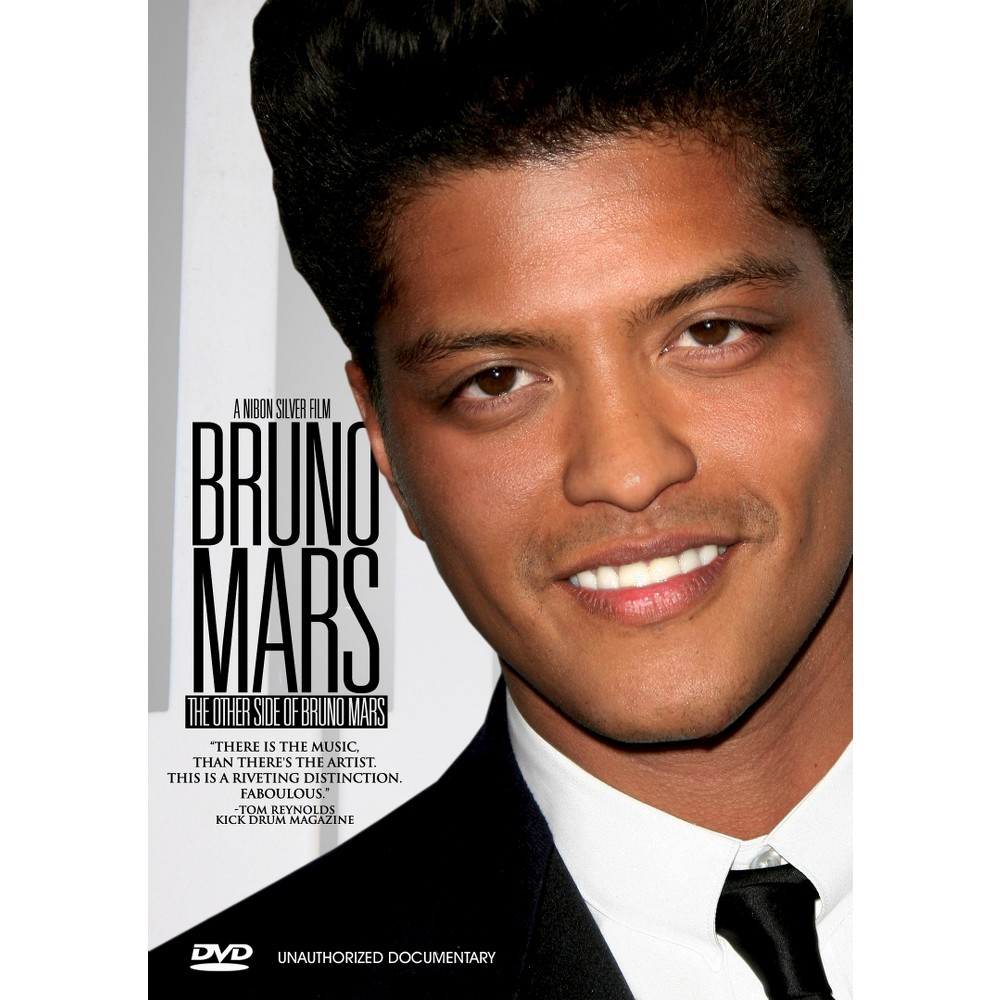 Other side of bruno mars:Unauthorized (Dvd)