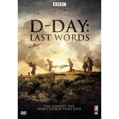 D-Day 75: Last Words on the Longest Day (DVD) - image 1 of 1