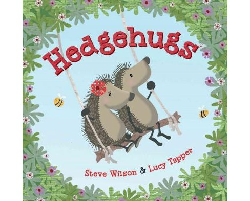 Hedgehugs (School And Library) (Steve Wilson) - image 1 of 1