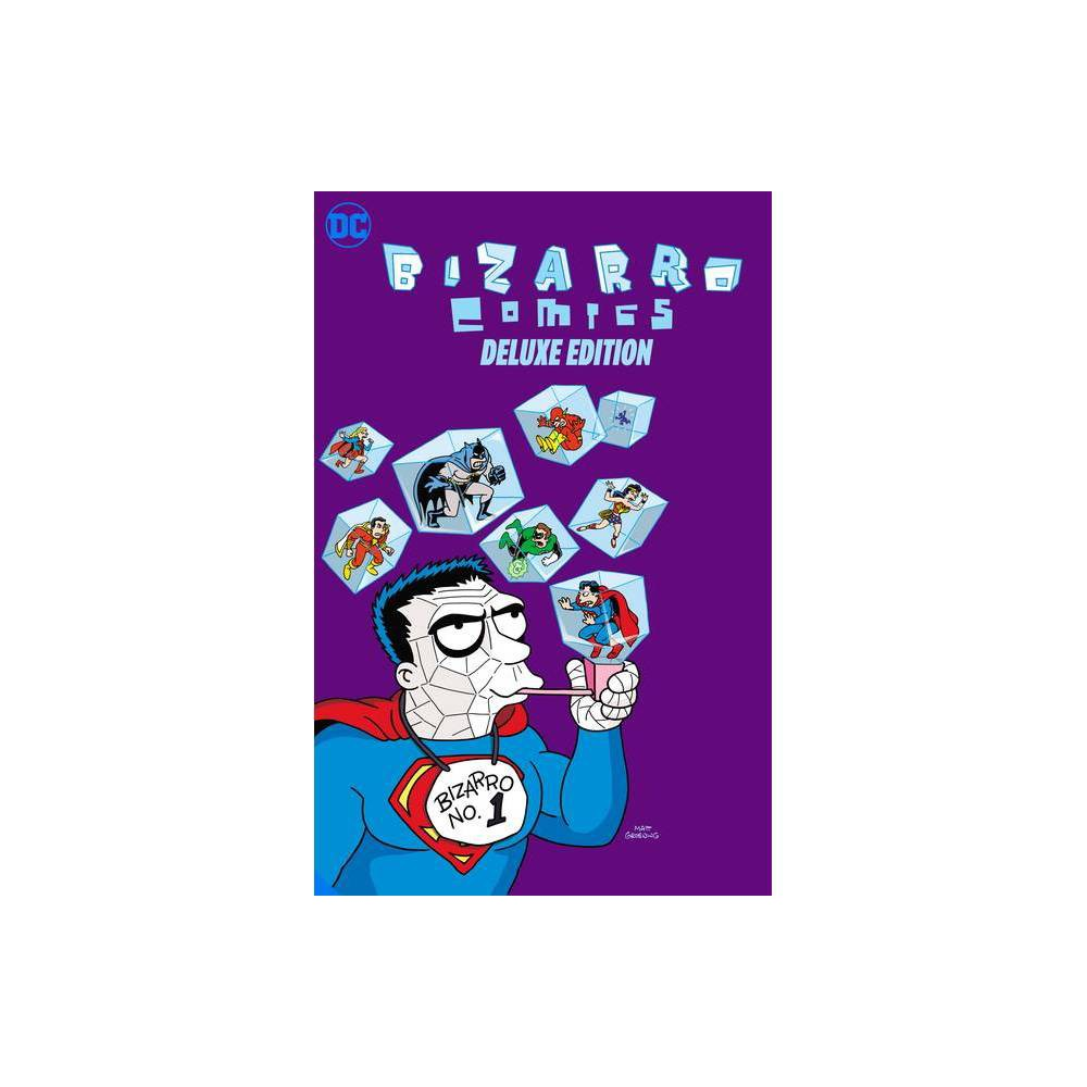Bizarro Comics The Deluxe Edition By Chris Duffy Hardcover