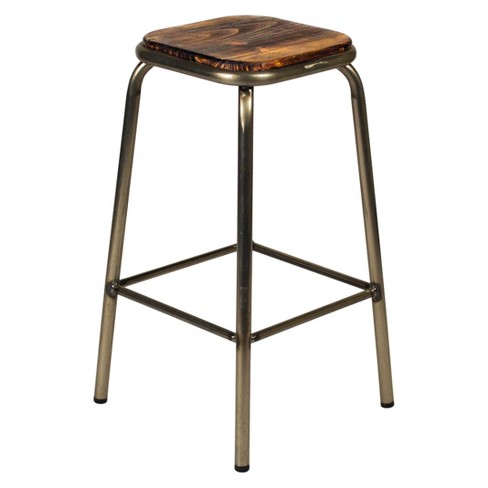 Gander Barstool (Set Of 2) - Aeon - image 1 of 2