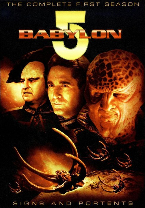 Babylon 5:Comp first ssn (DVD) - image 1 of 1