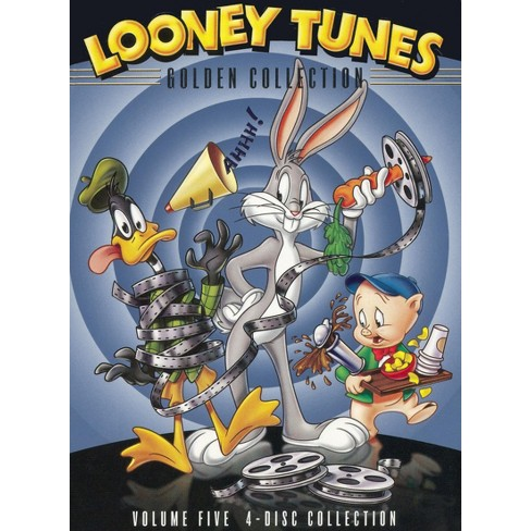 Looney Tunes: Golden Collection, Vol. 5 [4 Discs] - image 1 of 1