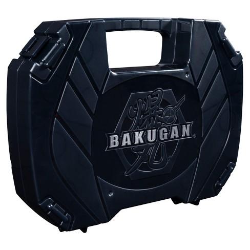 Bakugan Baku-storage Case (Black) for Bakugan Collectible Creatures - image 1 of 8