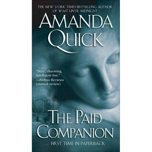 The Paid Companion - by  Amanda Quick (Paperback) - image 1 of 1