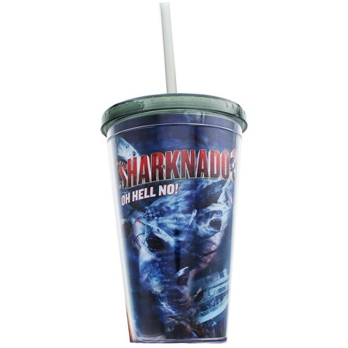 Just Funky Sharknado 3: Oh Hell No! 18oz Carnival Cup - image 1 of 1