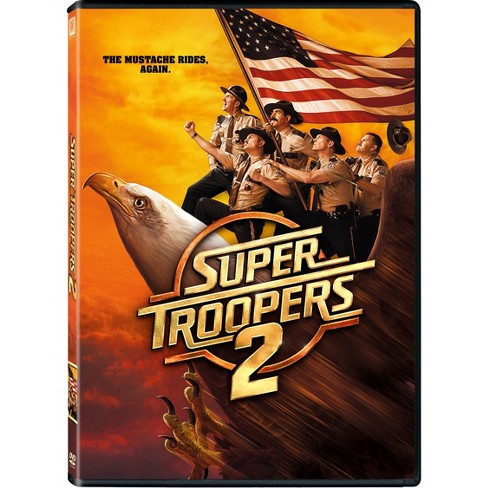 Super Troopers 2 (DVD) - image 1 of 1