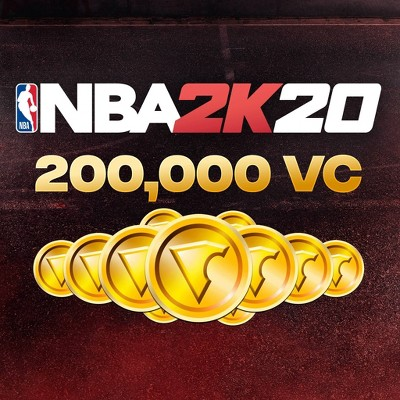 NBA 2K20: 200,000 Virtual Currency - PlayStation 4 (Digital)