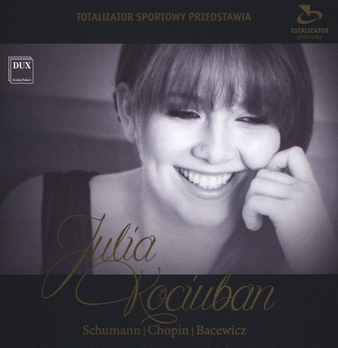 Julia kociuban - Julia kociuban:Piano recital (CD) - image 1 of 1
