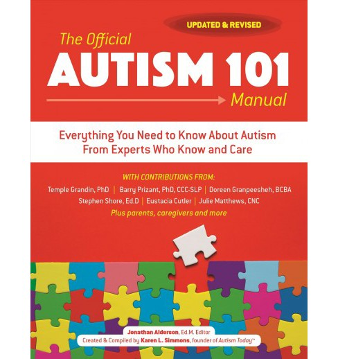 Official Autism 101 Manual -  (Paperback) - image 1 of 1