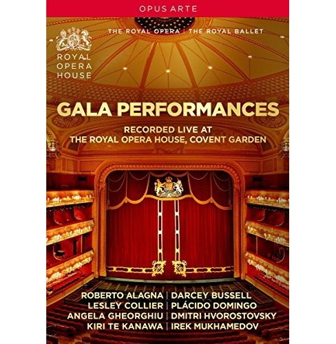Gala Performances:Recorded Live At Th (DVD) - image 1 of 1