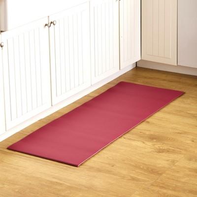 Lakeside Waterproof Anti Fatigue Kitchen Floor Comfort Runner