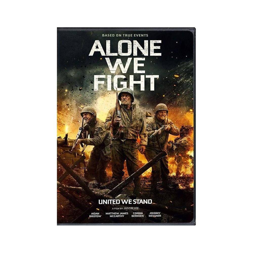 Alone We Fight Dvd