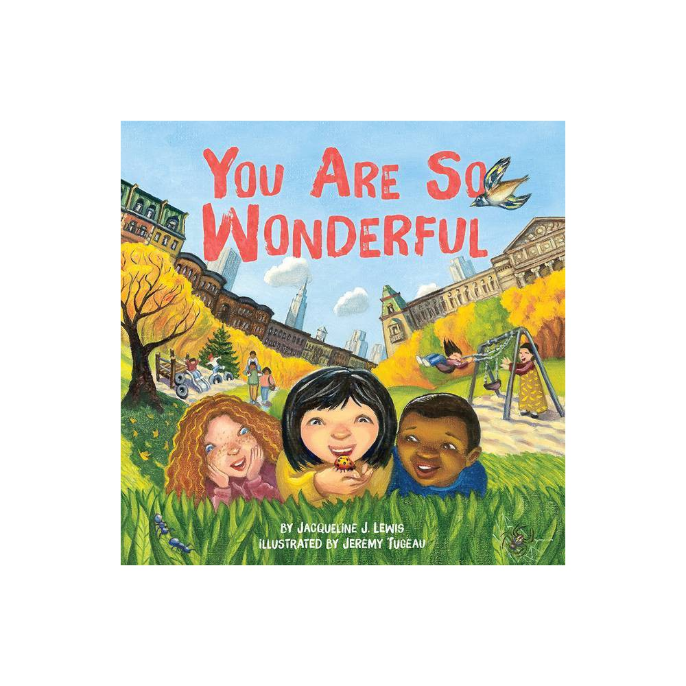 You Are So Wonderful By Jacqueline J Lewis Hardcover