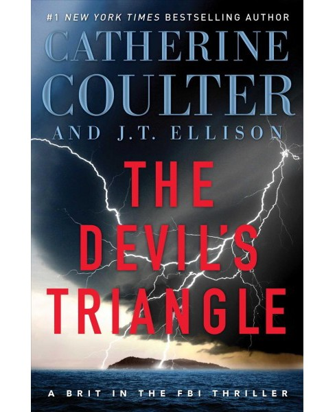Devil's Triangle (Hardcover) (Catherine Coulter & J. T. Ellison) - image 1 of 1