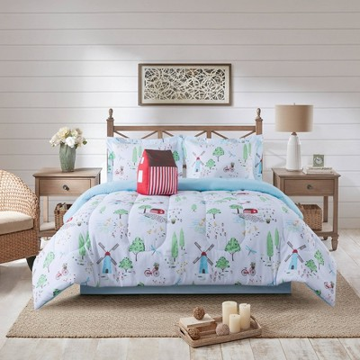 Windmill Comforter Set - Country Living