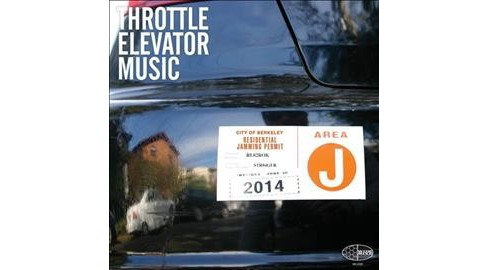 Throttle Elevator Mu - Area J (Vinyl) - image 1 of 1