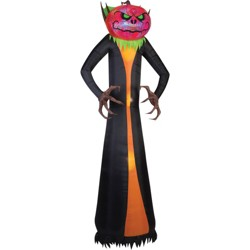 Airblown Phantasm Pumpkin Reaper Inflatable Decoration