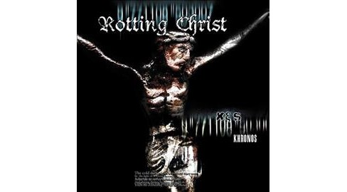 Rotting Christ - Khronos (CD) - image 1 of 1