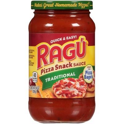 Ragu Pizza Quick Traditional Sauce - 14oz