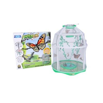 Uncle Milton Butterfly Farm Live Habitat