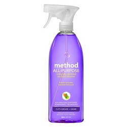 Method Cleaning Products APC French Lavender Spray Bottle 28 fl oz