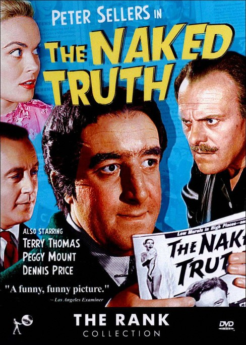 Naked truth (DVD) - image 1 of 1