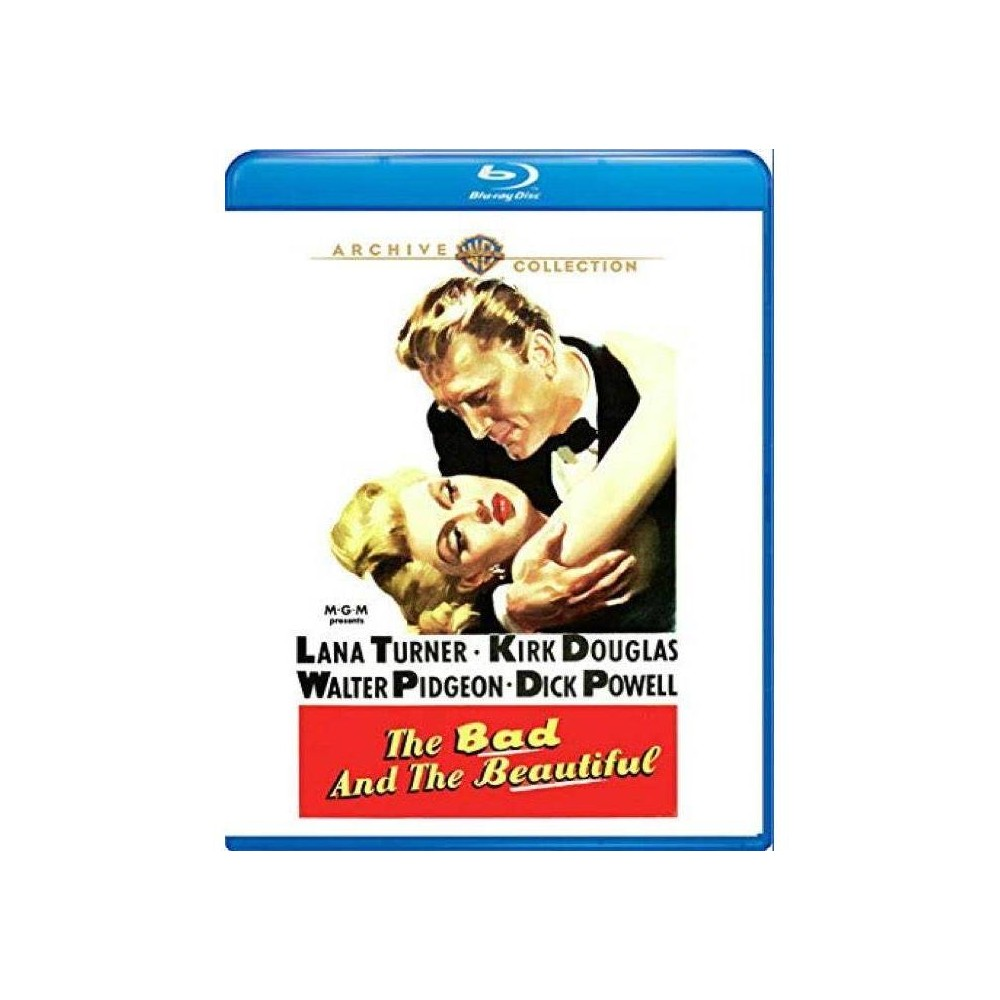 The Bad And The Beautiful Blu Ray 2019