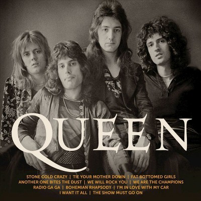 Icon: Queen (CD)