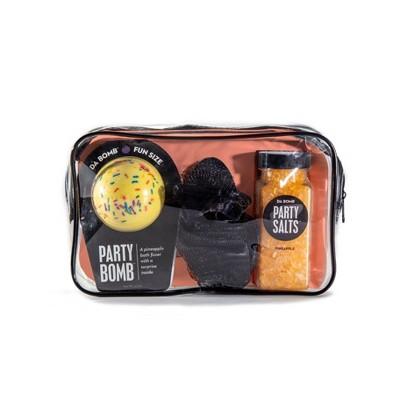 Da Bomb Bath Fizzers Party Spa Gift Set - 3pc/12oz